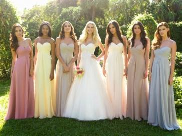 vestidos tonalidad