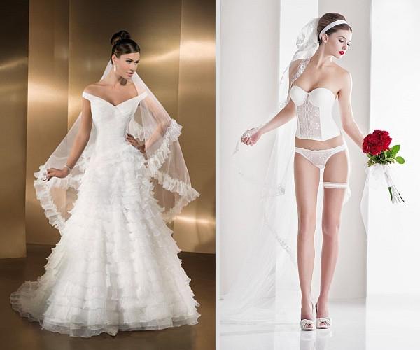 sabes que atuendo elegir para tu noche de bodas? - Foro Moda Nupcial ...