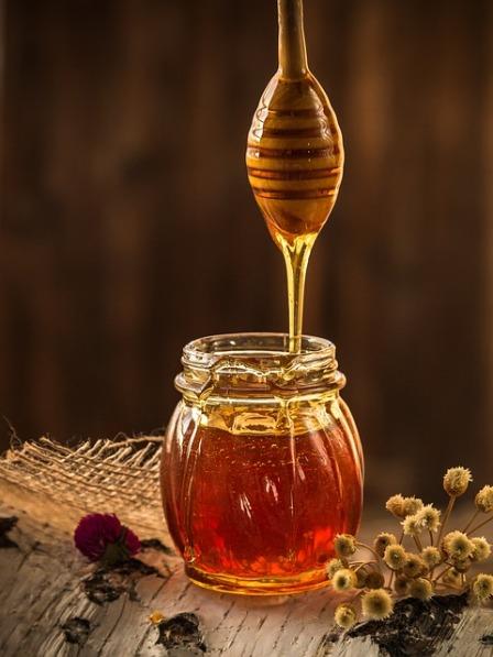 pixabay- miel