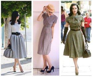 uy.mdemujer -moda vintage